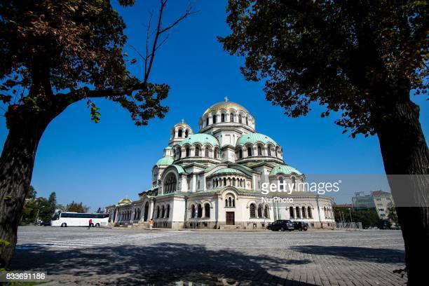The St Alexander Nevsky Cathedral in the historic Bulgarian capital Sofia Sofia was and is a very important financial and administrative city for the...