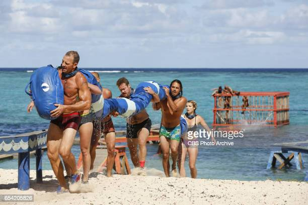 'The Stakes Have Been Raised' Brad Culpepper Zeke Smith Oscar 'Ozzy' Lusth and Andrea Boehlke on SURVIVOR Game Changers The Emmy Awardwinning series...