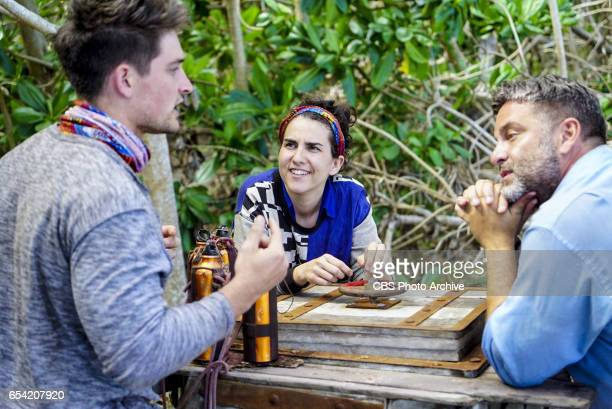 'The Stakes Have Been Raised' Caleb Reynolds Aubry Bracco and Jeff Varner on SURVIVOR Game Changers The Emmy Awardwinning series returns for its 34th...