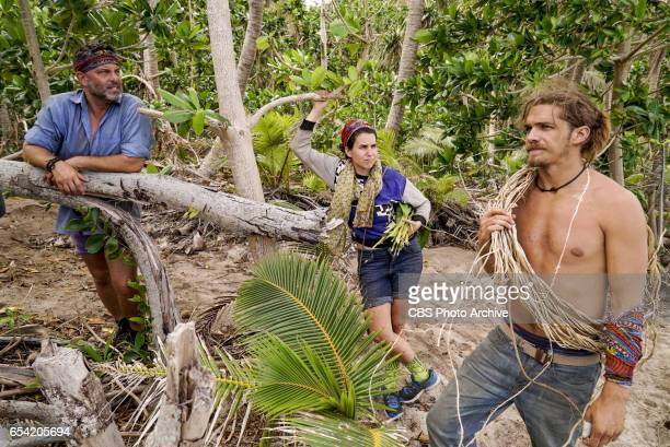 'The Stakes Have Been Raised' Jeff Varner Aubry Bracco and Malcolm Freberg on SURVIVOR Game Changers The Emmy Awardwinning series returns for its...