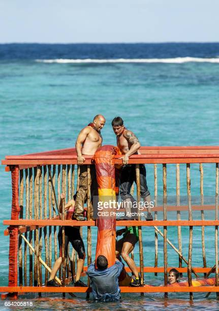 'The Stakes Have Been Raised' Tony Vlachos Jeff Varner Caleb Reynolds and the rest of the Tribe on SURVIVOR Game Changers The Emmy Awardwinning...
