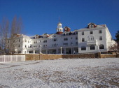 The Stanley Hotel in Estes Parr Colorado was the inspiration for Stephen King's 'The Shining'