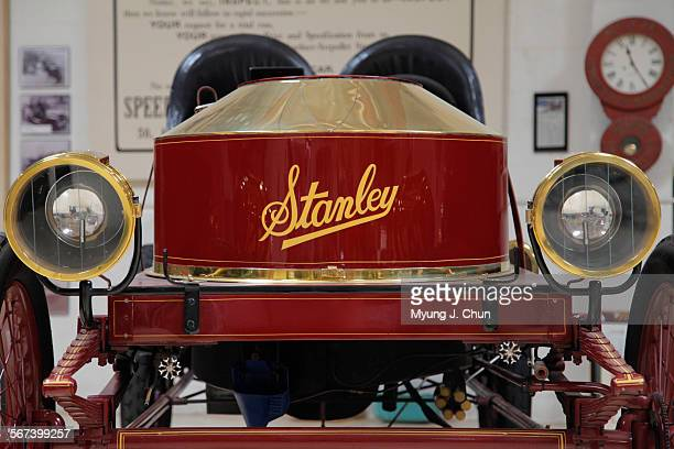 The Stanley Steamer was probably the oldest car to be pulled over by the highway patrol on the 405 freeway recalls Jay Leno His collection of cars...