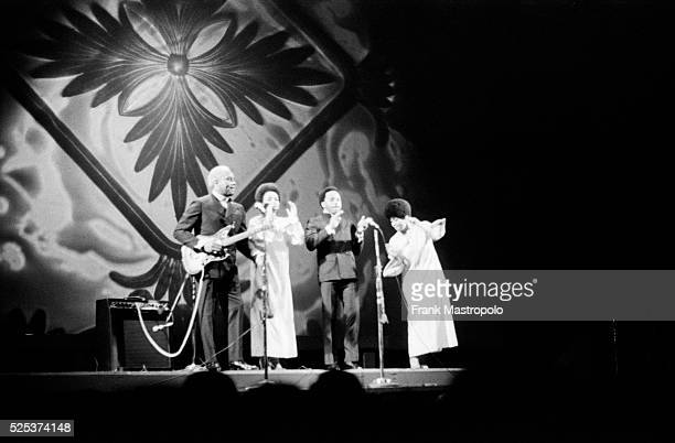 The Staple Singers at the Fillmore East