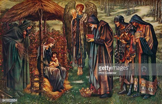 The Star of Bethlehem' c18871891 Painting held at the Birmingham Museum and Art Gallery Birmingham From The World's Greatest Paintings Vol 1 edited...