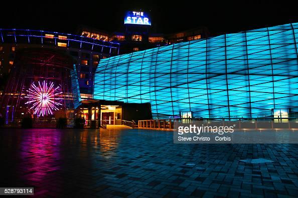 Crown casino pyrmont
