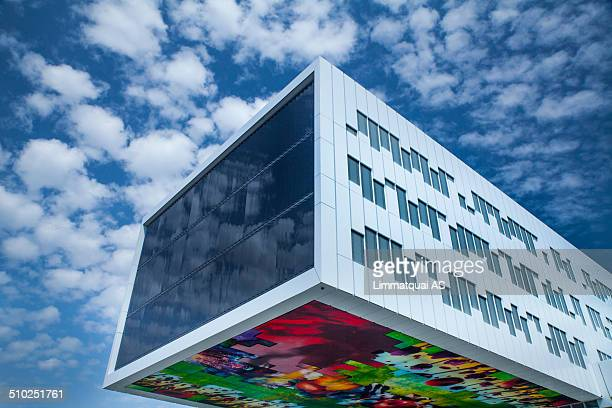 The Statoil Hydro office building was finnished in 2012 and is very modern and cubistic in its architecture The architecture company behind the...