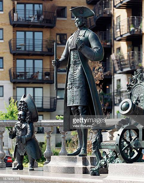 The Statues Of LondonUnited Kingdom Architect London The Statues Of London Book Tsar Peter The Great By Mikhail Shemyakin Material Bronze Unveiled...