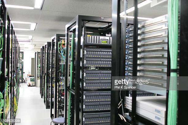 The storage racks