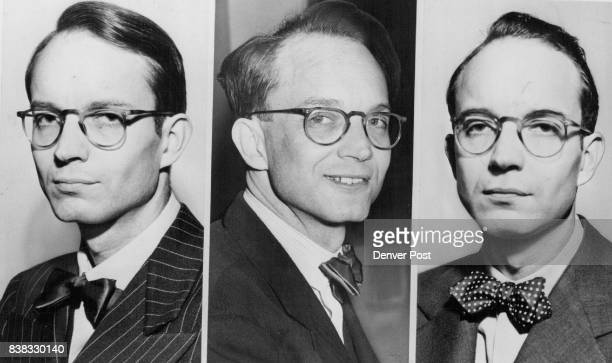The story of William N Oatis the Associated Press reporter imprisoned two years behind the Iron Curtain on spy charges will begin in the Roundup...