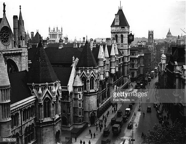 The Strand is the principal route between the West End and the City running from Charing Cross to the Temple Bar Memorial