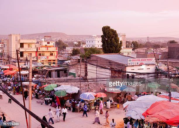 The Streets of Hargeisa, Somaliland