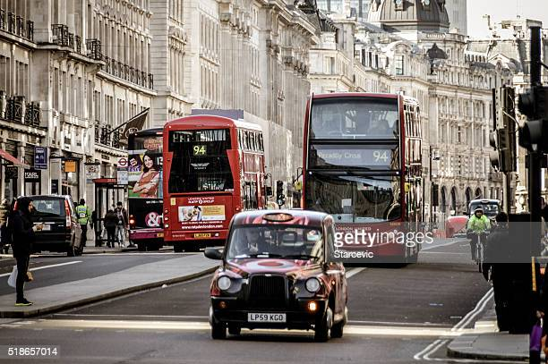 The streets of London - Regent Street