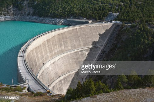 The strenght  of a dam