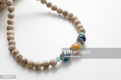 The string of Bodhi Bracelet : Stock Photo