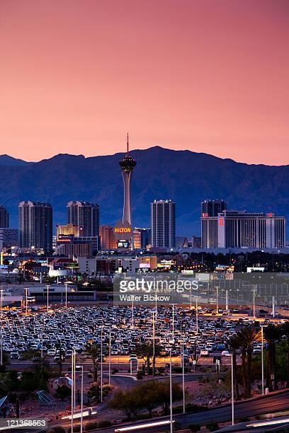 The Strip, Las Vegas Boulevard