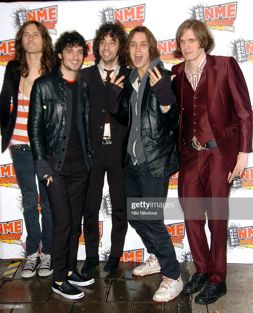 Shockwaves NME Awards 2006 - Outside Arrivals