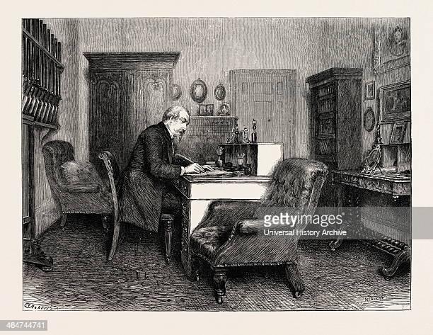 The Study Of Napoleon Iii At Chislehurst The Last Letter UK