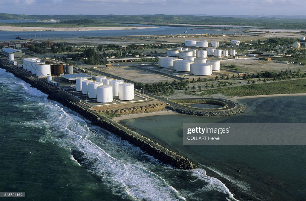 The Suape port and the refinery of Pernanbuco the 5th highest sugarcane Brazilian production Brazil is the second largest producer of alcohol fuel in...