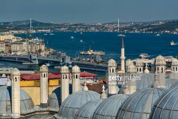 The Suleymaniye Mosque Complex,Istanbul,Turkey