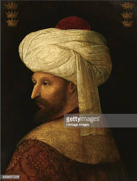 The Sultan Mehmet II 16th century Private Collection