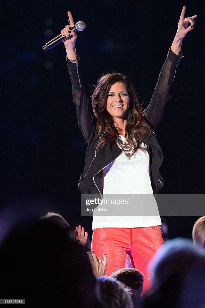 S NIGHT TO ROCK - The summer's hottest television music event, 'CMA Music Festival: Country's Night to Rock,' airs on MONDAY, AUGUST 12 (8:00-11:00 p.m., ET) on the ABC Television Network. KAREN