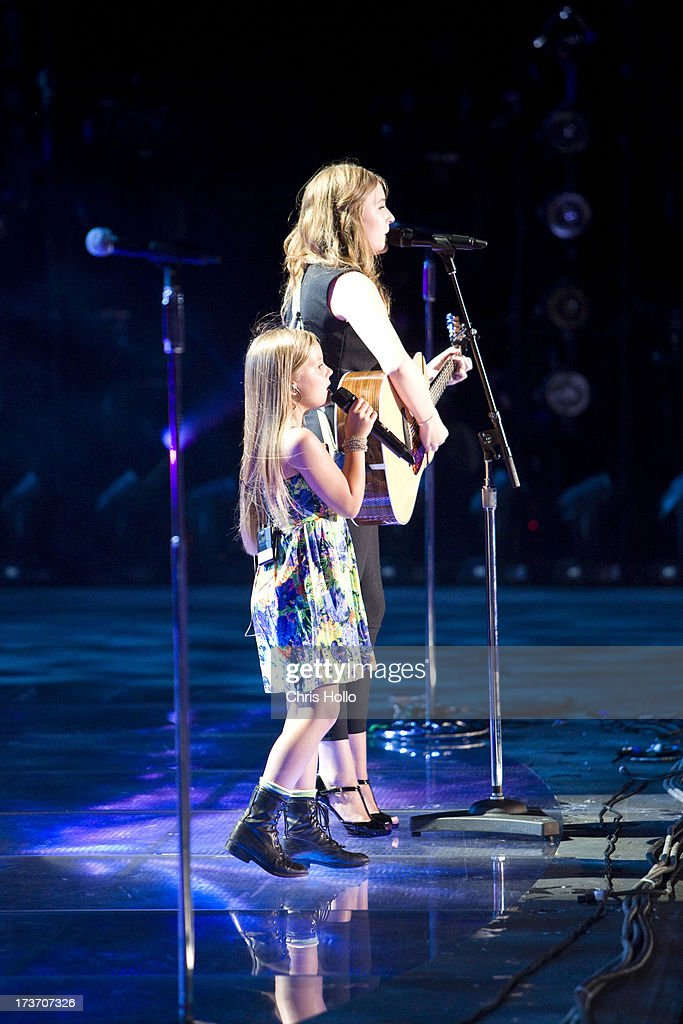 S NIGHT TO ROCK - The summer's hottest television music event, 'CMA Music Festival: Country's Night to Rock,' airs on MONDAY, AUGUST 12 (8:00-11:00 p.m., ET) on the ABC Television Network. MAISY