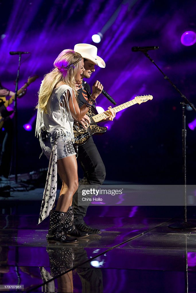 S NIGHT TO ROCK - The summer's hottest television music event, 'CMA Music Festival: Country's Night to Rock,' airs on MONDAY, AUGUST 12 (8:00-11:00 p.m., ET) on the ABC Television Network. CARRIE
