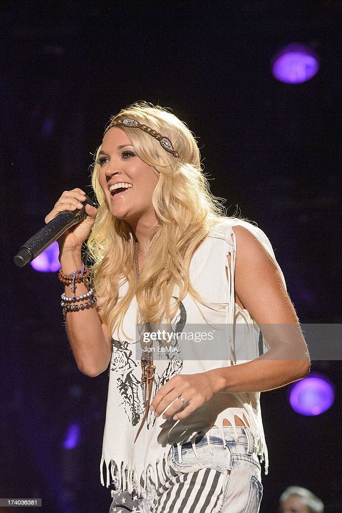 ROCK - The summer's hottest television music event, 'CMA Music Festival: Country's Night to Rock,' airs on MONDAY, AUGUST 12 (8:00-11:00 p.m., ET) on the ABC Television Network. UNDERWOOD