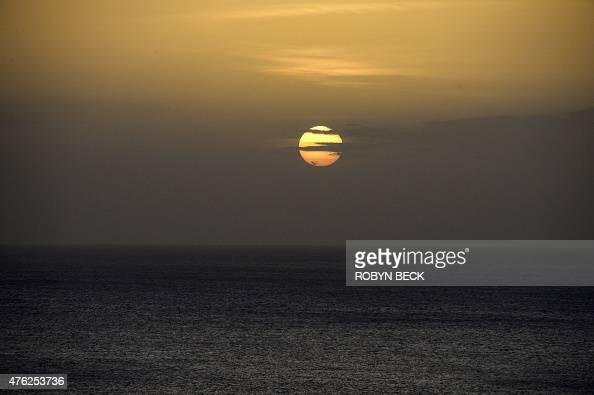 setting sun african caribbean - photo #20