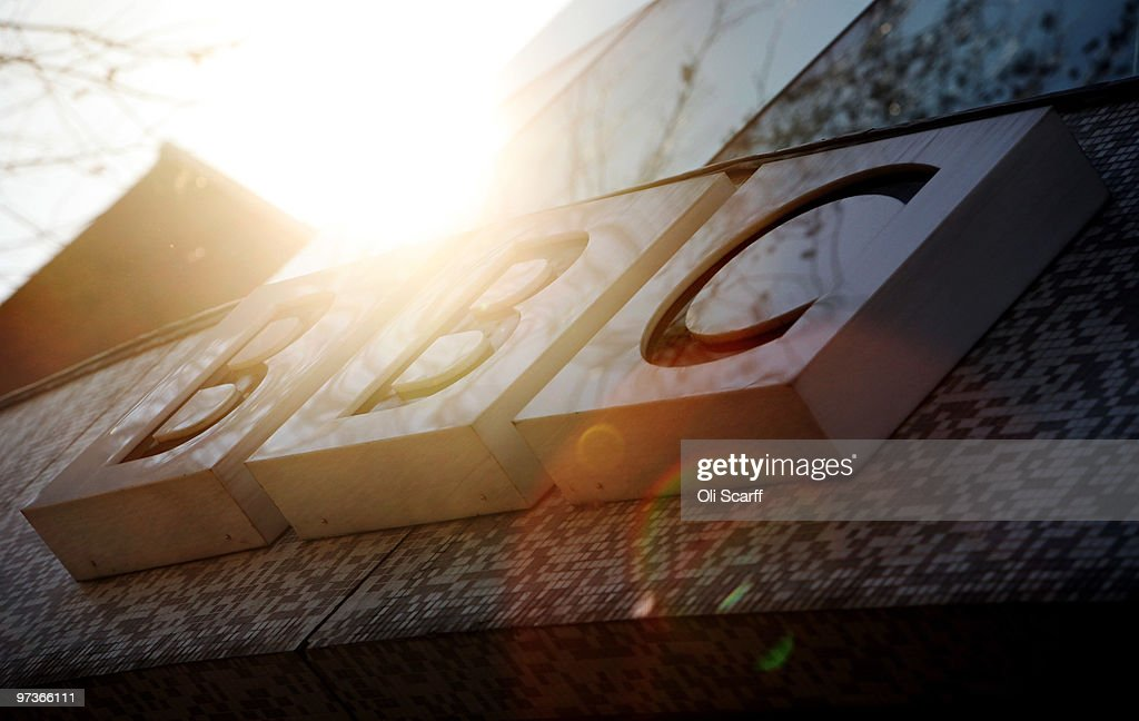 The sun shines past a BBC logo on Television Centre on March 2, 2010 in London, England. The corporation have today published their strategy review which proposes the closure of the digital radio stations 'BBC 6 Music' and 'Asian Network' and half of the websites provided by BBC online will close by 2013. A public consultation will now take place before the BBC Trust make a decision on which proposals to implement.