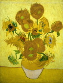 The Sunflowers 1889 Found in the collection of the Van Gogh Museum Amsterdam