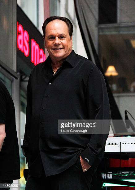 KC The Sunshine Band performs during 'FOX Friends' All American Concert Series at FOX Studios on July 20 2012 in New York City