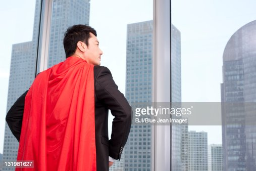 The super-business-man