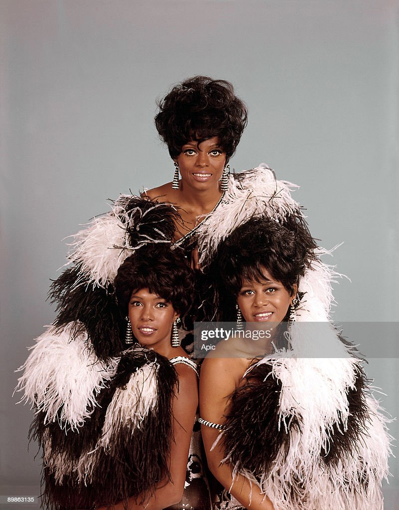 The Supremes Diana Ross with Cindy Birdsong and Mary Wilson 19671970