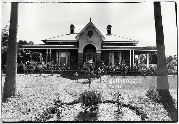 The Swamp Lady Tullaree the 1900 residence that was home to the Swamp Lady Miss Margaret Clements Filed 13th November 1978 THE AGE ARCHIVES