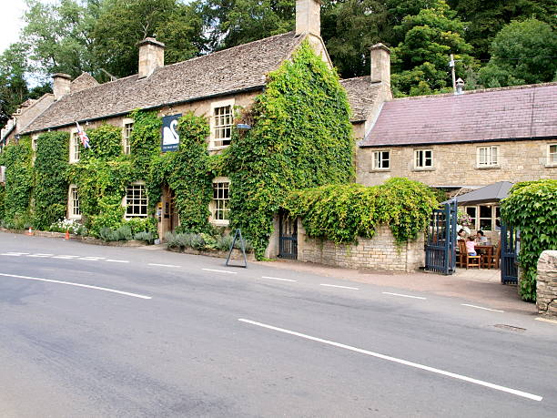 The Swan Hotel Bibury Cirencester Gloucestershire