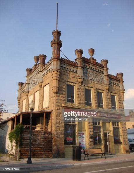CONTENT] The Sweetwater Brewery also known as the Green River Brewery was built in 1900 in Green River The present structure is the surviving remnant...