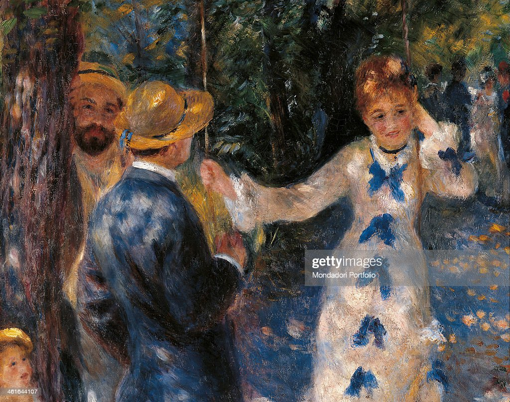 Auguste renoir getty images for Auguste renoir paris