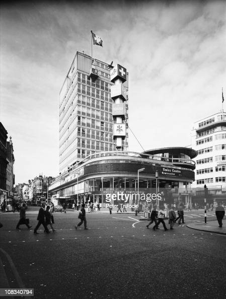 The Swiss Centre in Leicester Square London 16th June 1971