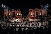 Massimo Bellini Theater Orchestra Performs At Teatro...