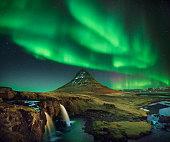 The Symphony of Light at Kirkjufell