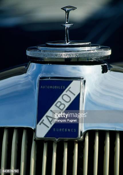 The Talbot emblem