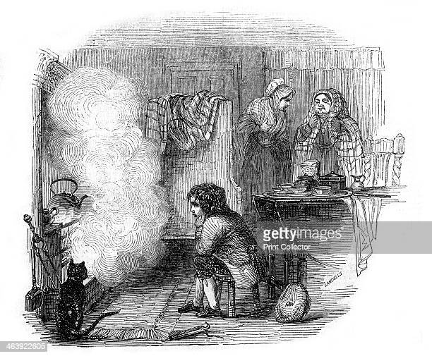 'The Tale of a Teakettle' 1844 James Watt as a boy watching the kettle boiling in the fire Watt Scottish engineer and inventor was born at Greenock...