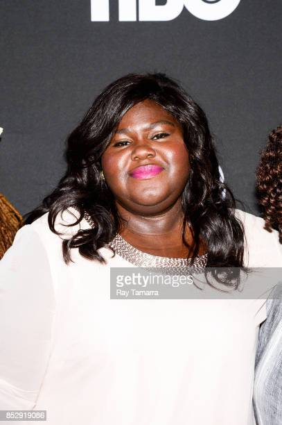 'The Tale of Four' director Gabourey Sidibe attends the 21st Annual Urbanworld Film Festival at AMC Empire 25 theater on September 23 2017 in New...