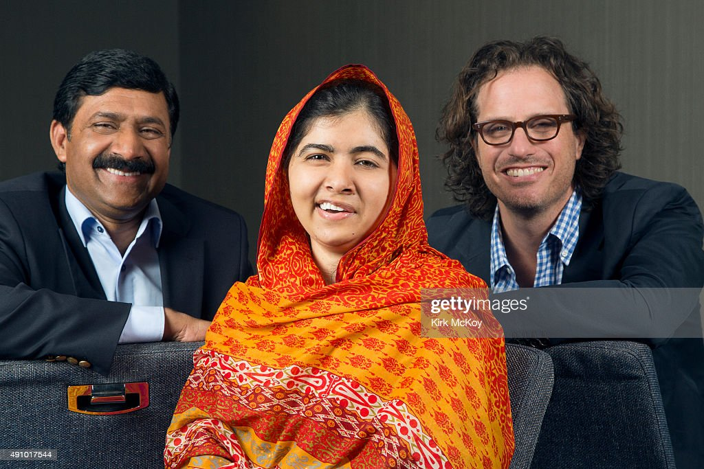Malala Yousafzai, Los Angeles Times, October 1, 2015