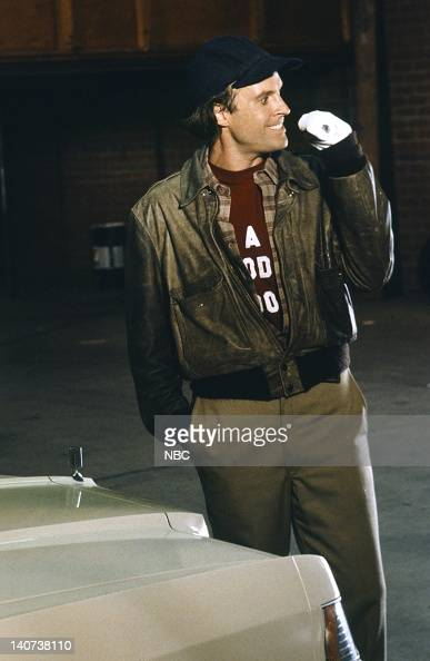 TEAM 'The Taxicab Wars' Episode 7 Pictured Dwight Schultz as 'Howling Mad' Murdock Photo by NBCU Photo Bank