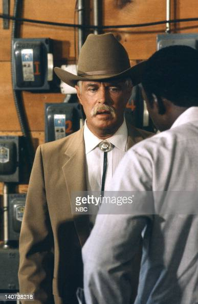 TEAM 'The Taxicab Wars' Episode 7 Pictured George Peppard as John 'Hannibal' Smith Photo by NBCU Photo Bank