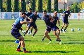 FRA: Olympique de Marseille Training Session