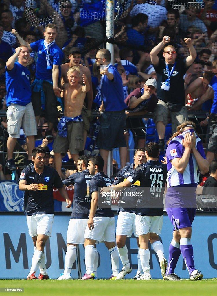 VfL Osnabrueck v VfL Bochum - 2. Bundesliga